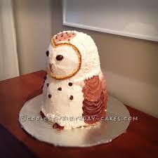 owl birthday cakes hoo barn owl birthday cakes