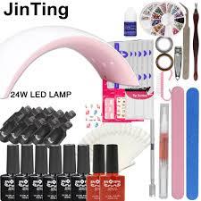 gel nails uv lamp kit reviews online shopping gel nails uv lamp