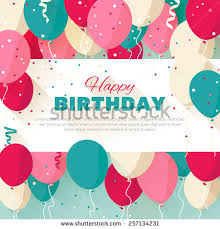 birthday greetings stock images royalty free images vectors