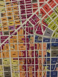 san francisco land use map maps are cool nacis conference map gallery a photo essaymaps