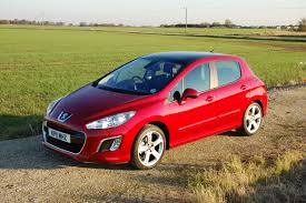 peugeot red peugeot 308 allure e hdi 112 stop and start road test petroleum