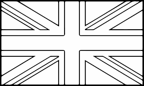 Flag British Columbia England Flag Coloring Page Free Printable Pages Amazing