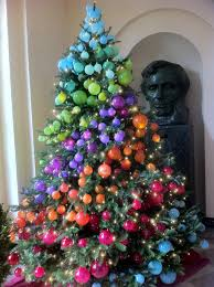 a unique tree in the white house for 2012 holidays