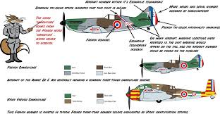 ww2 planes camouflage and paint
