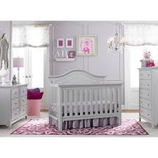 Grey Convertible Cribs Ti Amo Catania 4 In 1 Convertible Crib Grey Free Shipping