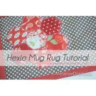 Mug Rug Designs The 25 Best Mug Rug Patterns Ideas On Pinterest Mug Rugs Rug