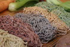 membuat mie dari wortel cara praktis membuat mie ayam hijau aneka resep mie pinterest