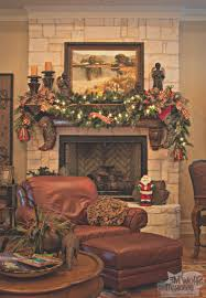 fireplace top youtube christmas music with fireplace decor