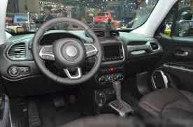 Interior Jeep Renegade Jeep Renegade Hard Steel Concept Price Specs Review