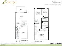 townhouse designs and floor plans 2 story townhouse designs 2 stories view floor plan small two story