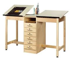 Wooden Drawing Desk Drawing Table Trendy Safco Vista Drawing Table Base White Simple
