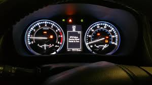 lexus vsc light reset eps failure brake override system failure now check engine light