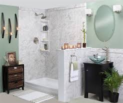 shower surrounds bathroom remodeling in atlanta ga upscale atlanta bathroom remodel 10