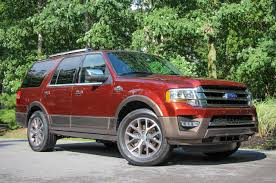 ford expedition red 2015 ford expedition first drive photo gallery autoblog