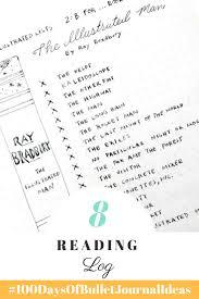 8 best 100 days of bullet journal ideas images on pinterest