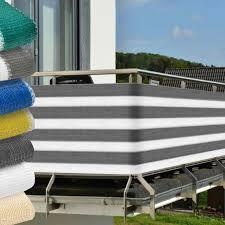 seitenmarkise balkon sichtschutz terrasse ikea filout johncalle