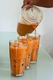 cara membuat thai tea latte resep minuman thai tea enak dan segar my gallery kuliner