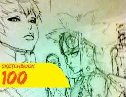 100 manga comic sketches youtube