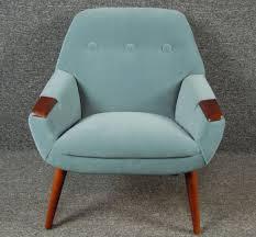 upholstery sale swedish mid century modern teak armchair at 1stdibs