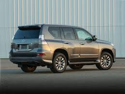 lexus pickup truck price new 2017 lexus gx 460 price photos reviews safety ratings