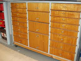 garage storage ideas good idea for space under the storage cabinets