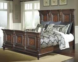 Marlo Furniture Liquidation Center by Millennium Key Town Queen Mansion Panel Bed Ahfa Headboard