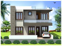 ghar planner gharplanner provides the desired architectural duplex house design