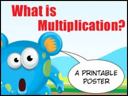 what is multiplication what is multiplication a free printable a4 poster for your math