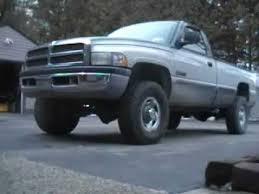 dodge cummins turbo 1998 dodge ram 2500 cummins turbo diesel 24 valve