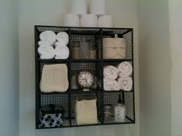 Bathroom Wall Baskets Bathroom Extraordinary Stand Alone Bathroom Storage Cabinets