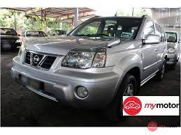 nissan x trail malaysia 2005 nissan x trail for sale in malaysia for rm22 500 mymotor