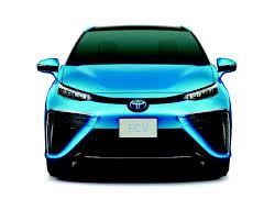hydrogen fuel cell car toyota 2015 toyota fuel cell sedan hydrogen is here