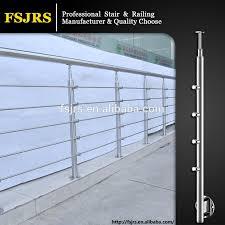 Tubular Handrail Standards Tubular Steel Railing Tubular Steel Railing Suppliers And