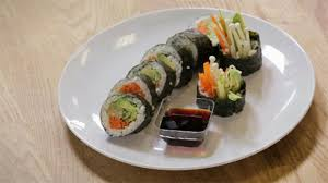 Recettes De Cuisine V Arienne Comment Faire Des Sushis Partie 1 Maki Végétarien Recettes Du