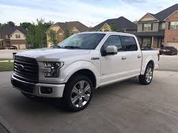 remarkable ford f150 king ranch vs platinum ordered a new 2017 f