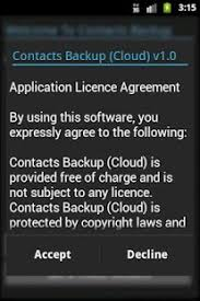 how to backup contacts on android contacts backup android apps on play