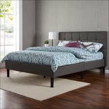 bedroom magnificent king single upholstered bed tufted bed frame