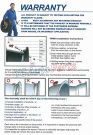 lexus sedan tire pressure auto parts oem pmv 107j ts4 ty02 42607 33021 42607 33011 42607