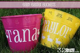 easter buckets easy easter buckets 32 turns32 turns
