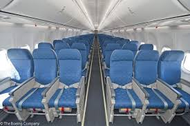 Boeing 777 Interior Korean Air Receives Its 30th Boeing 777 And Its First 737 900er