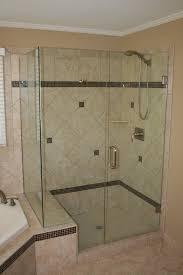 corner glass shower doors interesting shower room design rafael
