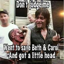 Daryl Dixon Meme - 598 best daryl dixon funny memes images on pinterest funny memes