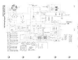 wiring diagram ski doo snowmobile ski doo rev wiring diagram