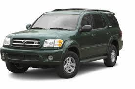 2003 toyota sequoia recalls cars com