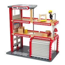 hape brandweer kazerne kopen qiddie