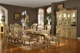 Plain Elegant Round Dining Room Sets Ideas Only On Pinterest - Fancy dining room sets