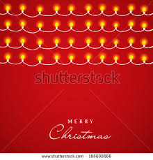 greeting card christmas trees on black stock vector 154148885