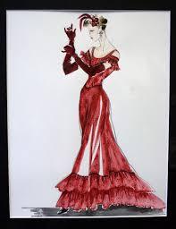 backstage at utah opera la traviata u2013 sketches from the costume shop