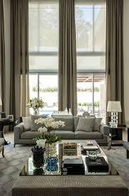 Curtains High Ceiling Decorating 112 Best Two Story Great Rooms Images On Pinterest Living Room