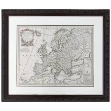 French Map Viyet Designer Furniture Accessories Antique Vintage French